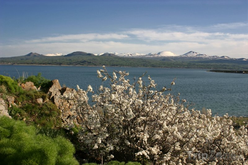 Fotka, Foto Jezero Sevan (Arménie)