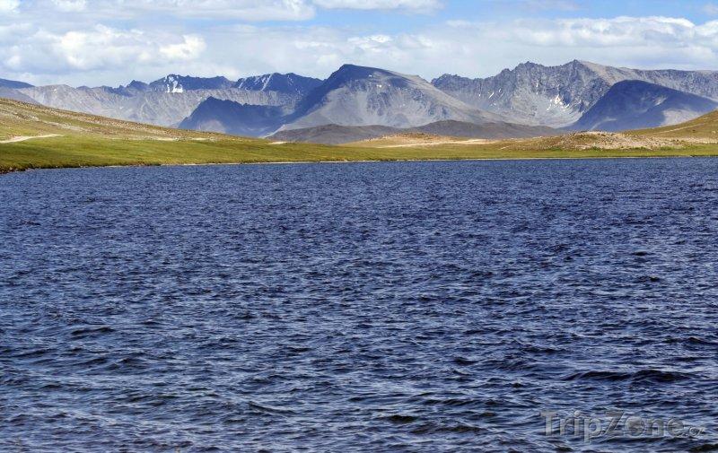 Fotka, Foto Jezero Sheosar (Pákistán)