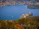 Jezero Wörthersee u Klagenfurtu