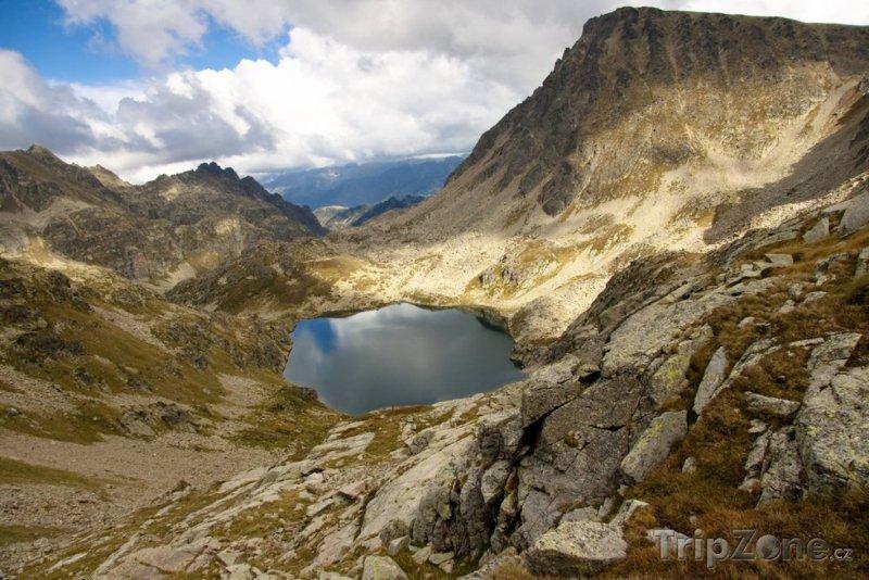 Fotka, Foto Jezírko v Pyrenejích (Andorra)