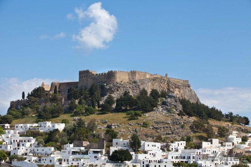 Fotka, Foto Johanitská pevnost (Líndos, Řecko)