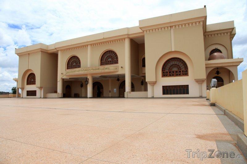 Fotka, Foto Kaddáfího mešita ve městě Kampala (Uganda)