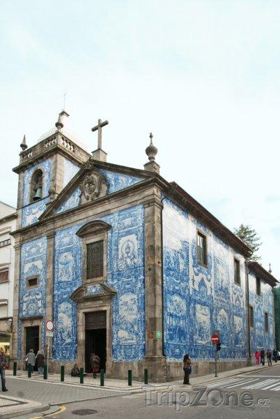 Fotka, Foto Kaple Capela das Almas (Porto, Portugalsko)