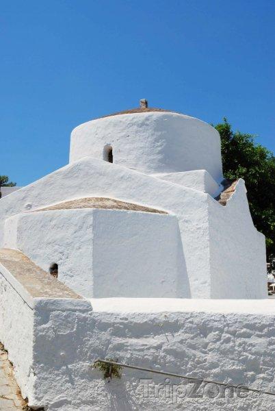 Fotka, Foto Kaple (Líndos, Řecko)