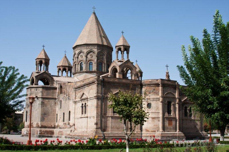 Fotka, Foto Katedrála Etchmiadzin (Arménie)
