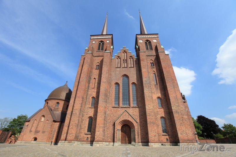 Fotka, Foto Katedrála Roskilde Domkirke (Dánsko)