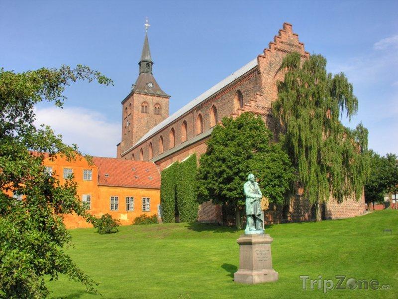 Fotka, Foto Katedrála Sankt Knuds Kirke (Dánsko)