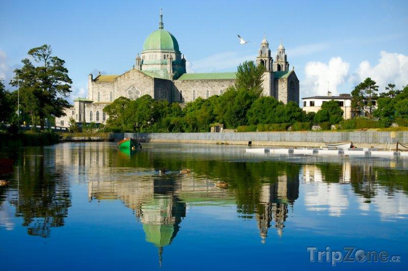 Fotka, Foto Katedrála ve městě Galway (Irsko)