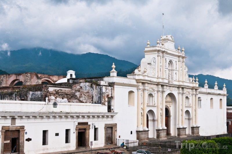 Fotka, Foto Katedrála (Nikaragua)