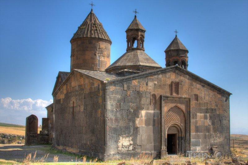 Fotka, Foto Klášter Saghmosavank (Arménie)