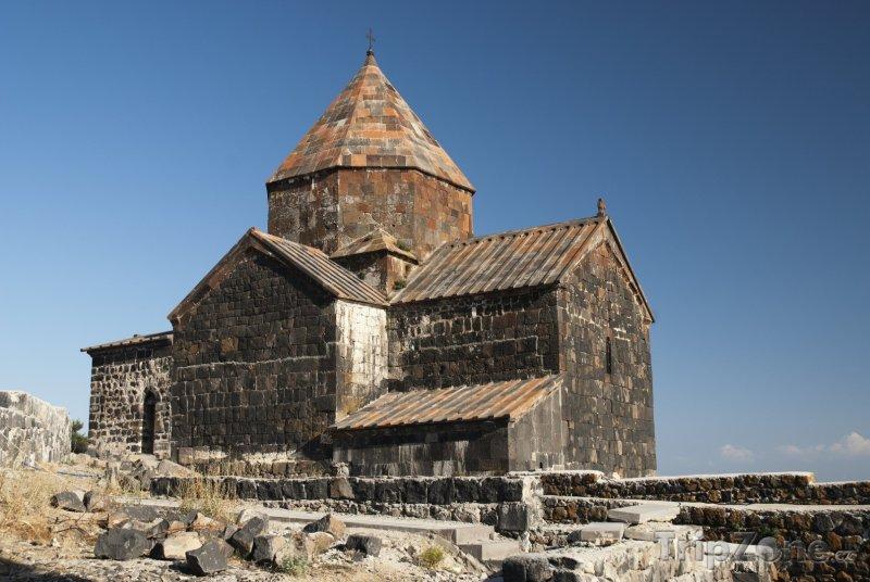 Fotka, Foto Klášter Sevanavank (Arménie)