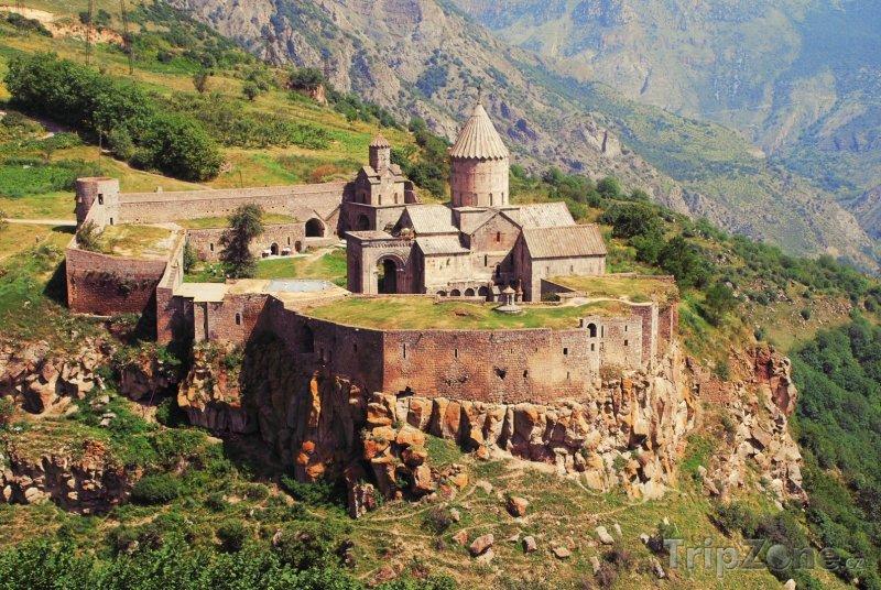 Fotka, Foto Klášter Tatev (Arménie)