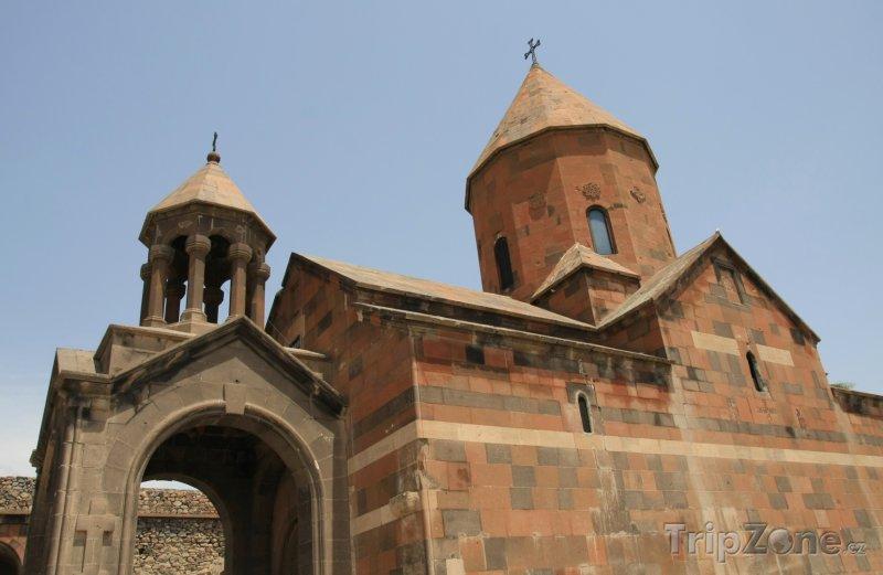 Fotka, Foto Kostel a klášter Khor Virap (Arménie)