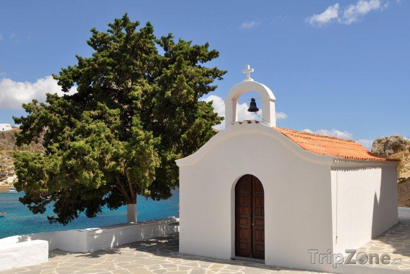 Fotka, Foto Kostel pro svatební obřady (Líndos, Řecko)