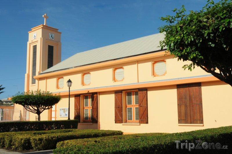 Fotka, Foto Kostel Saint-Francois (Guadeloupe)
