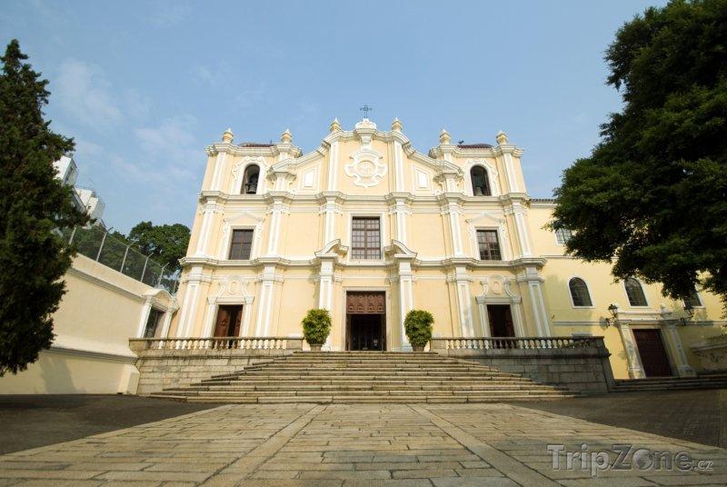 Fotka, Foto Kostel St. Joseph's Seminary (Macao)