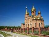 Kostel ve městě Aktobe