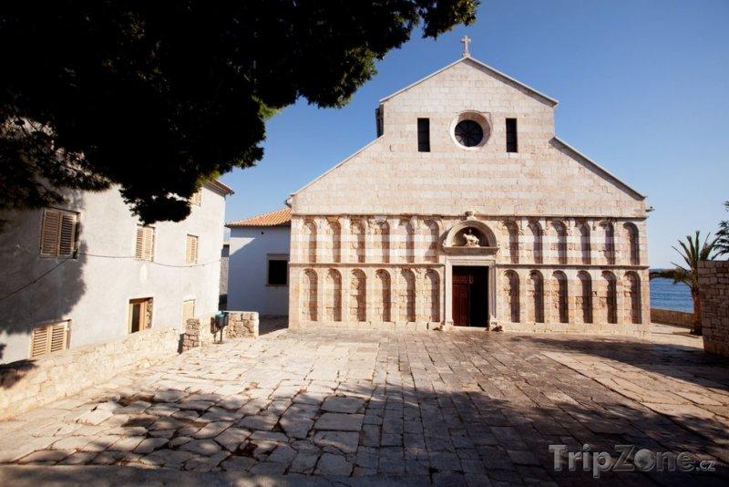 Fotka, Foto Kostel ve městě Rab (Rab, Chorvatsko)