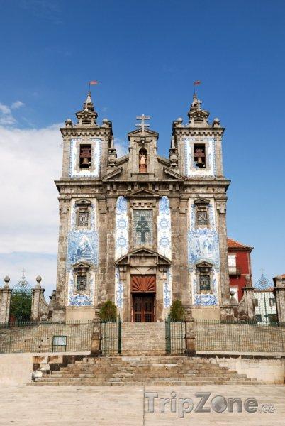 Fotka, Foto Kostel (Porto, Portugalsko)