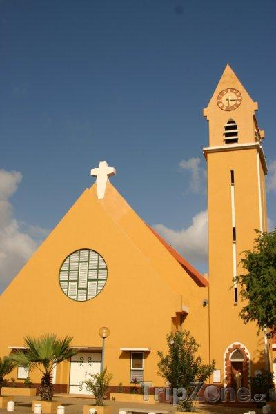 Fotka, Foto Kostel (Bonaire)