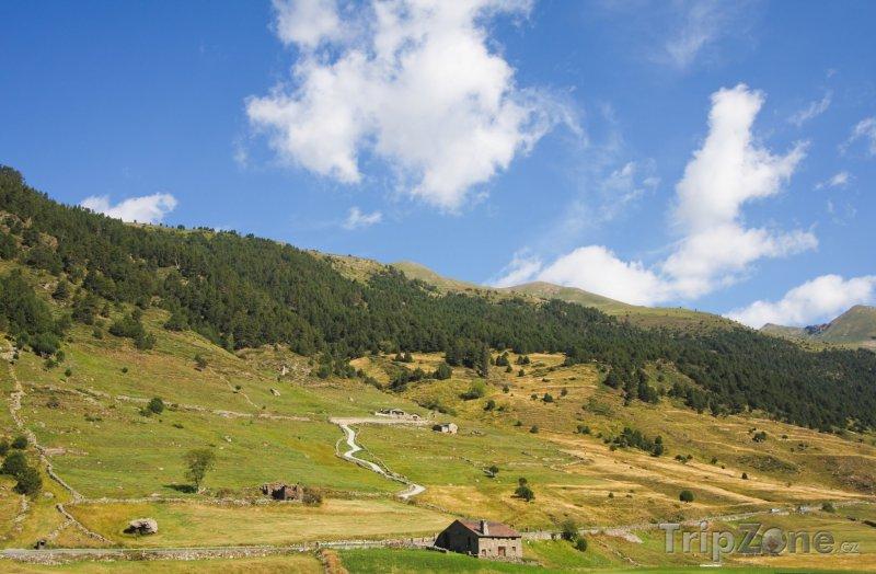Fotka, Foto Krajina ve Vall d' Incles (Andorra)