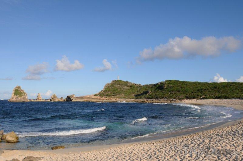 Fotka, Foto La Pointe des Chateaux (Guadeloupe)