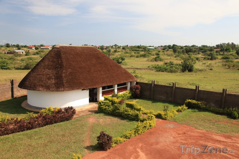 Fotka, Foto Luxusní hotel Marcllay v oblasti Soroti (Uganda)
