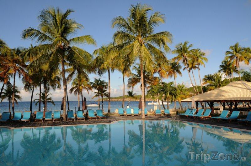 Fotka, Foto Luxusní hotelový resort (Guadeloupe)