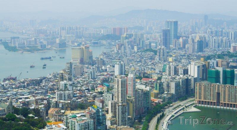 Fotka, Foto Macao panorama (Macao)