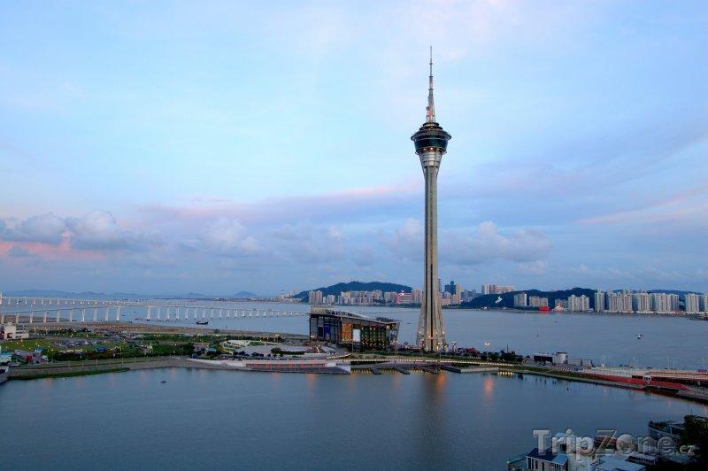 Fotka, Foto Macau Tower (Macao)