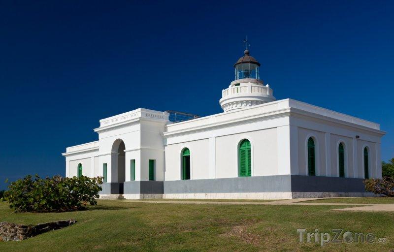 Fotka, Foto Maják Cape San Juan (Portoriko)