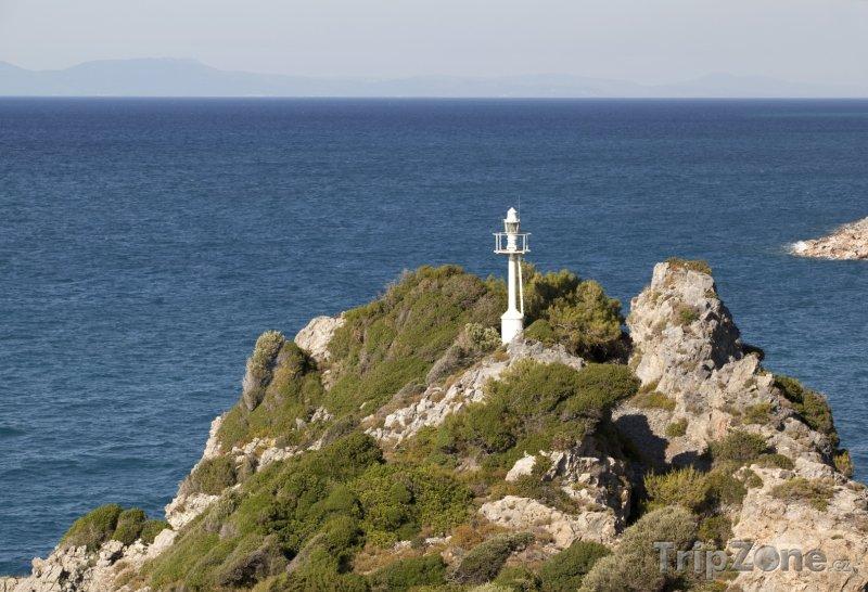 Fotka, Foto Maják (Samos, Řecko)