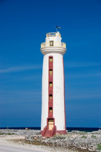 Fotka, Foto Maják Willemstoren (Bonaire)