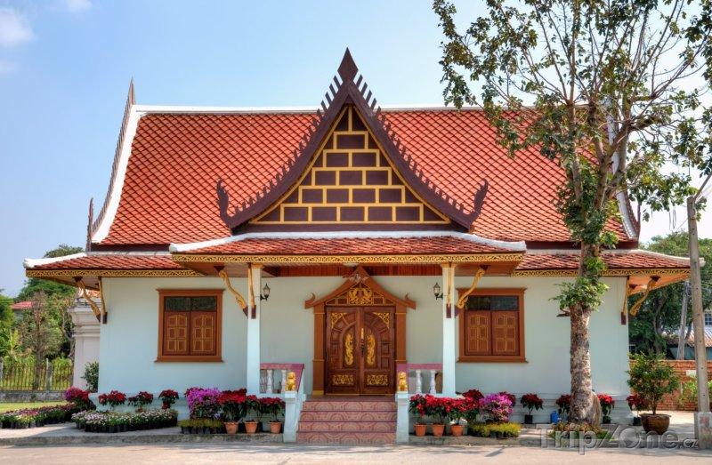 Fotka, Foto Malý buddhistický chrám (Phuket, Thajsko)