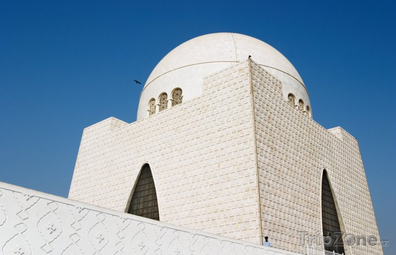 Fotka, Foto Mauzoleum Muhammada Alího Džinnáha (Pákistán)