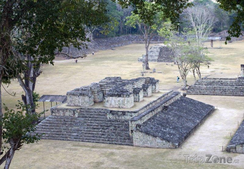 Fotka, Foto Mayské město Copán (Honduras)