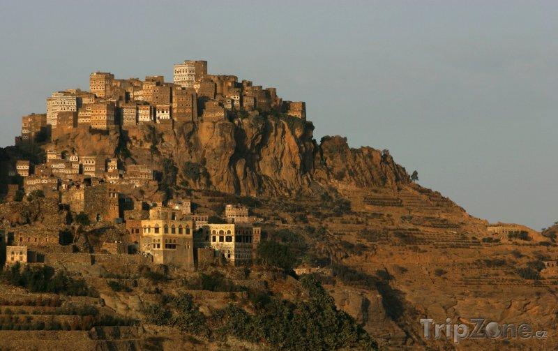 Fotka, Foto Město Al Hajara (Jemen)