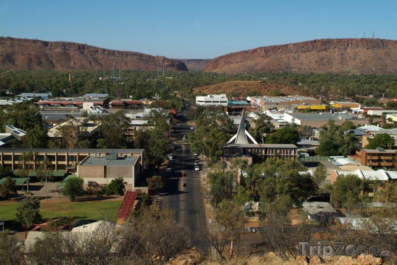 Fotka, Foto Město Alice Springs (Austrálie)