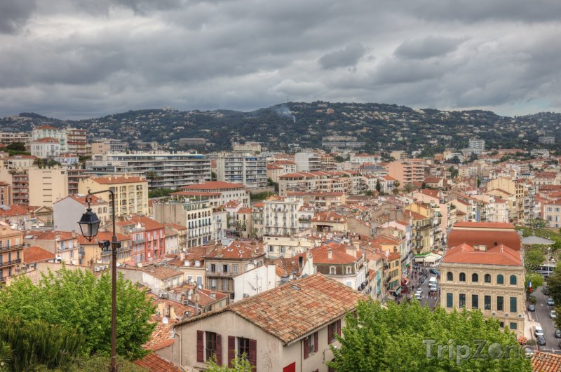Fotka, Foto Město Cannes (Francie)