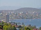 Město Hobart panorama