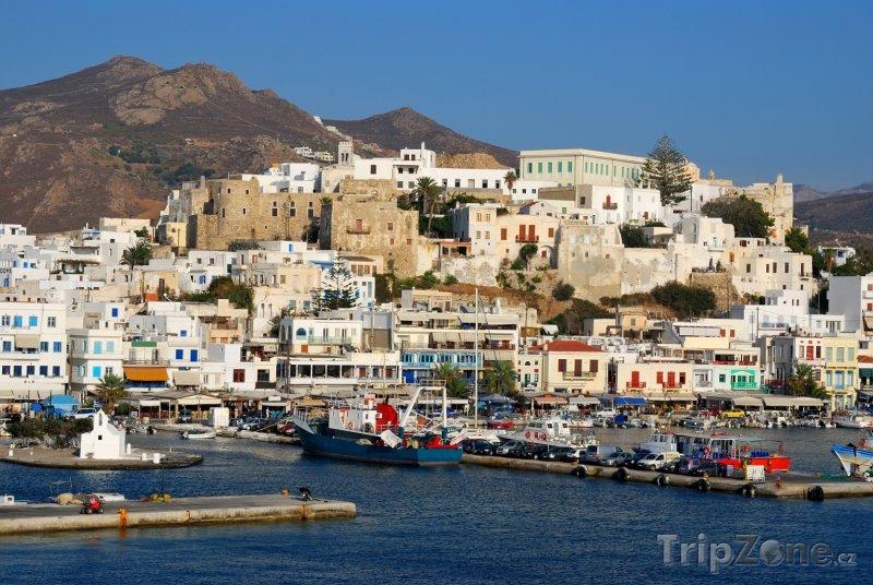 Fotka, Foto Město Naxos (Řecko)