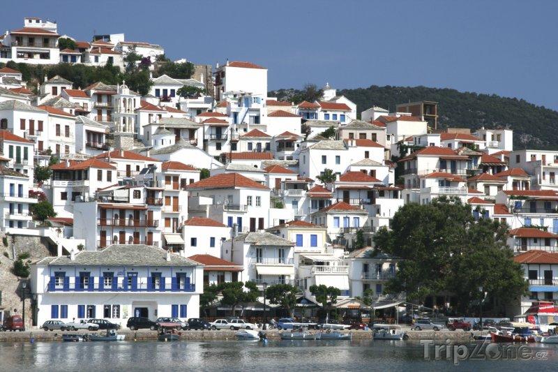Fotka, Foto Město Skopelos (Řecko)