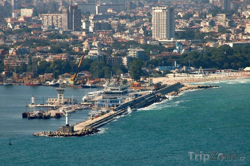 Fotka, Foto Město Varna panorama (Bulharsko)