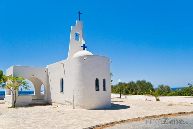 Fotka, Foto Moderní kostel (Samos, Řecko)