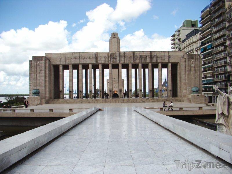 Fotka, Foto Monumento Nacional a la Bandera (Argentina)