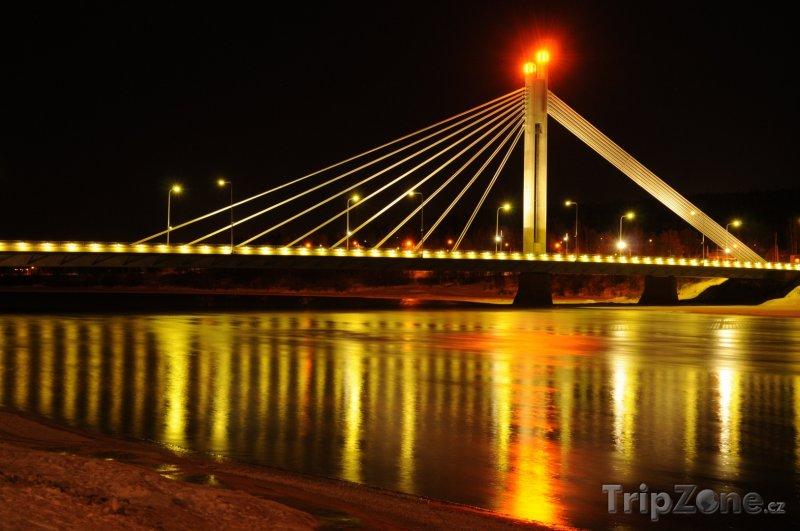 Fotka, Foto Most v Rovaniemi (Finsko)