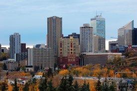 Mrakodrapy v Edmontonu