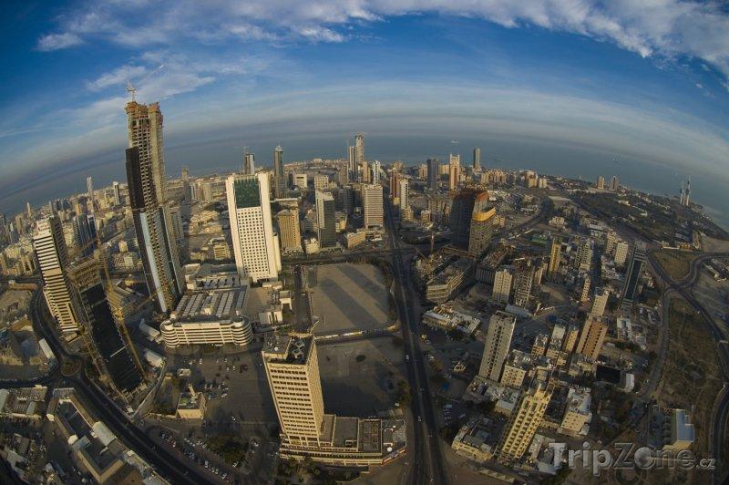 Fotka, Foto Mrakodrapy (Kuvajt)