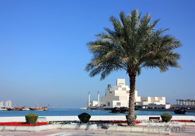 Fotka, Foto Muzeum Islámského umění v Dauhá (Katar)