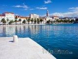 Nábřeží ve Splitu